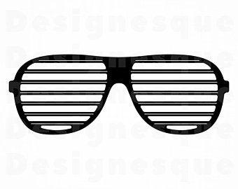 Sunglasses clipart striped. Etsy