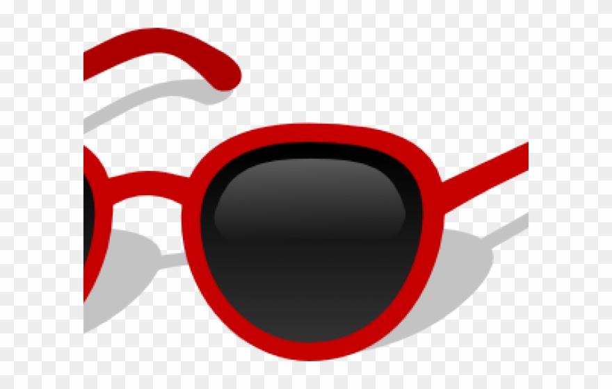 Sunglass cartoon clip art. Sunglasses clipart sun glass