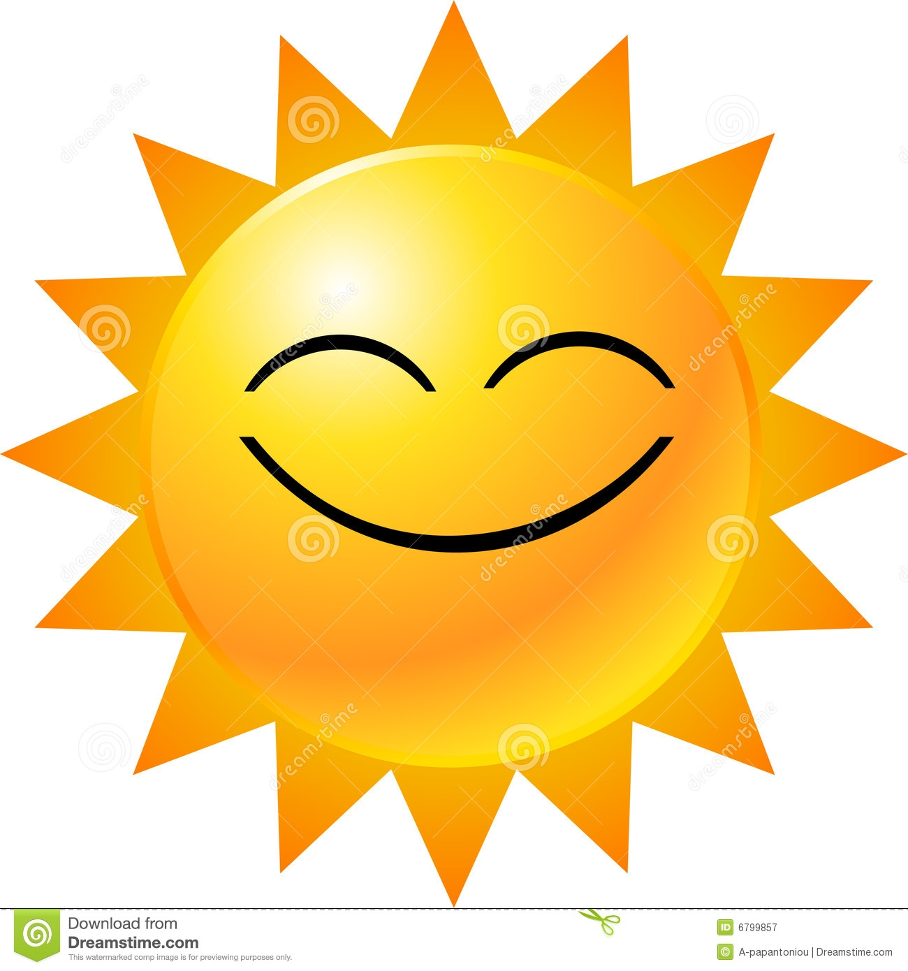 New gallery digital collection. Sunny clipart