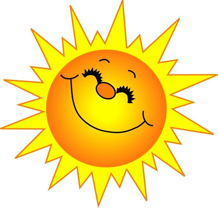 Free face cliparts download. Clipart sunshine sunny