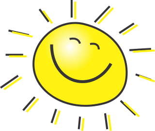 Sunny clipart. Weather panda free images