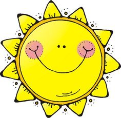 Sunshine free download best. Sunny clipart cute