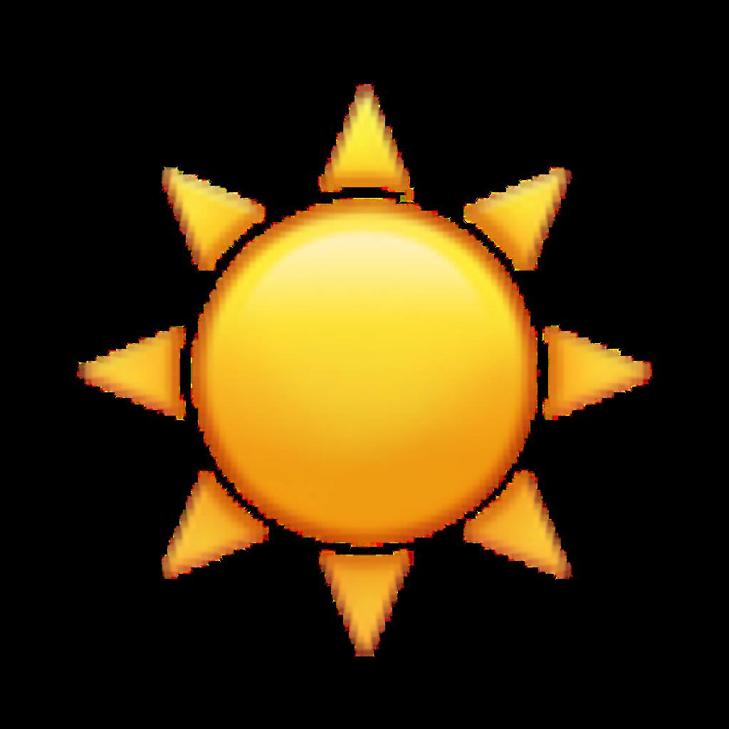sun emoji emojis emojisticker sunrise sunset sunny yell