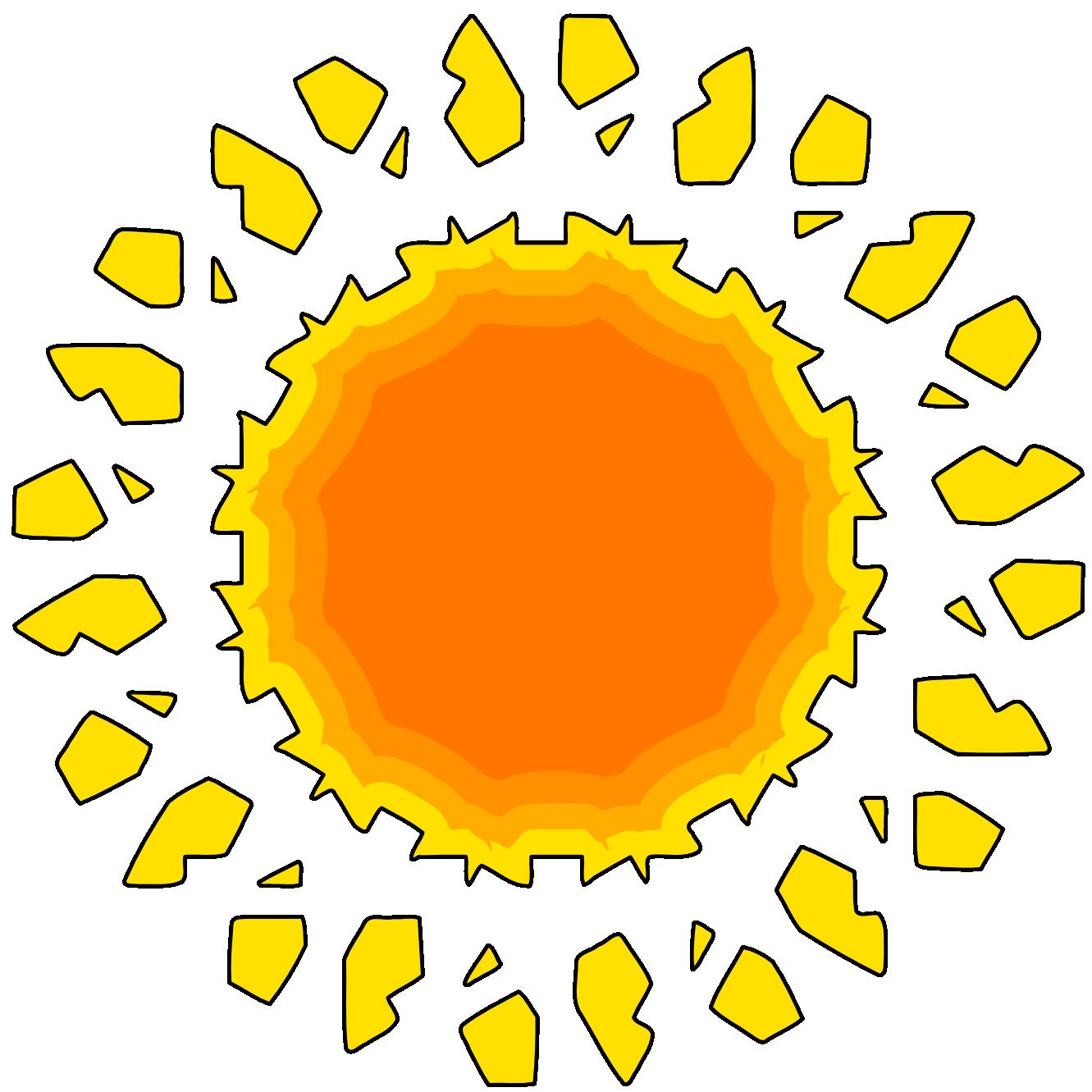 Sun jokingart com sunshine. Sunny clipart field background