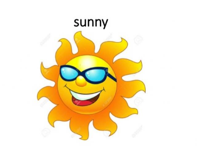 Sunny clipart funky. Free download clip art