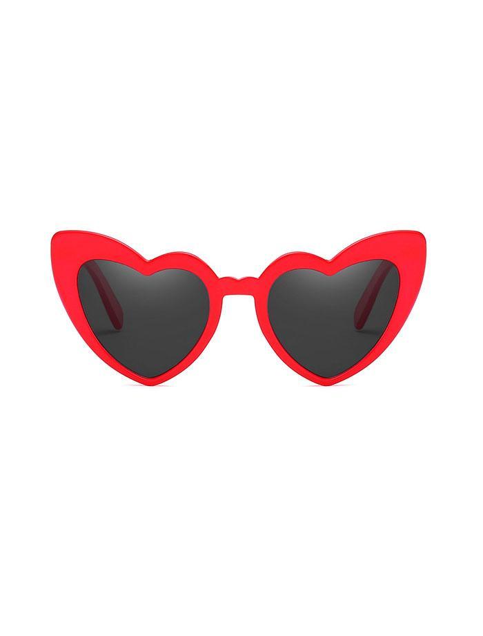 Sunny clipart heart shaped sunglasses. Novelty shape