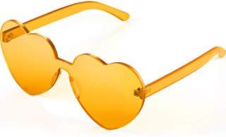 Amazon com oranges eyewear. Sunny clipart heart shaped sunglasses