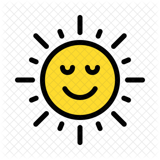Png free icons library. Sunny clipart icon