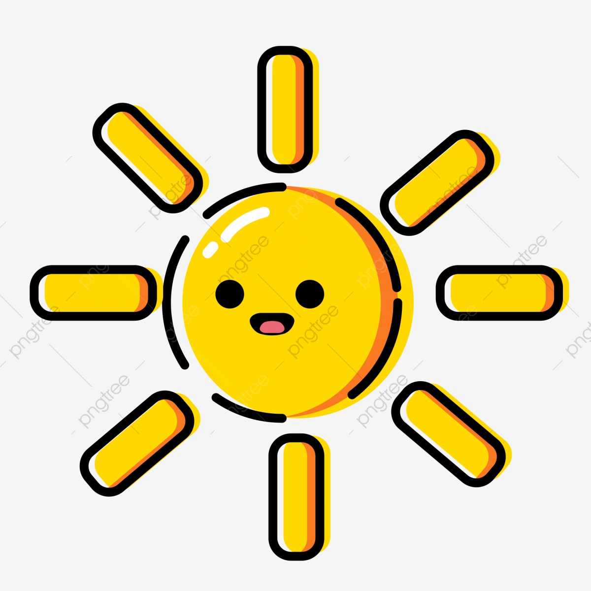 Mbe weather sun commercial. Sunny clipart icon