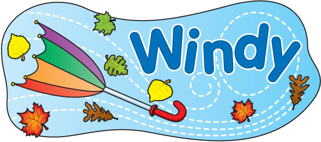 Windy clipart wet. Sunny weather free images