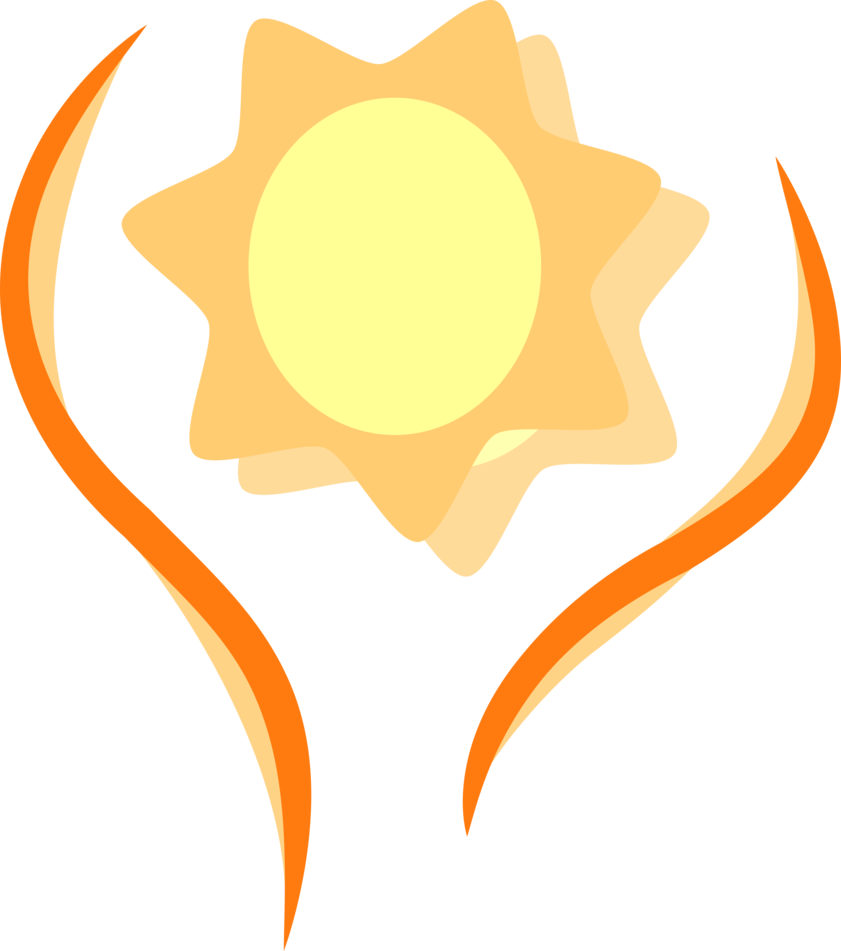 Day s cutie mark. Sunny clipart mostly sunny