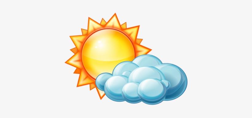 Sunny clipart mostly sunny. Cinnaminson cinnawx twitter and