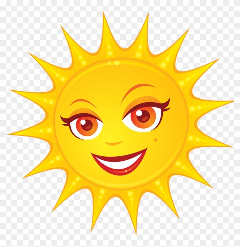 logo happy sunshine. Sunny clipart real