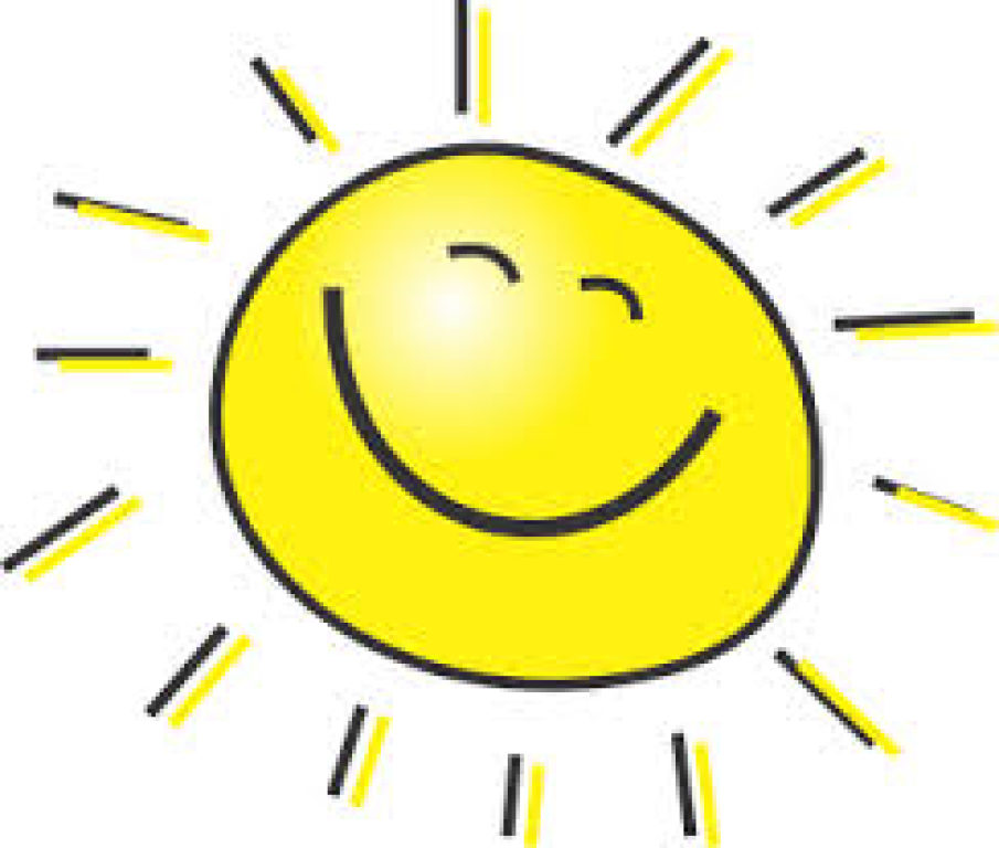 Sunny clipart s sunny. Day free download best
