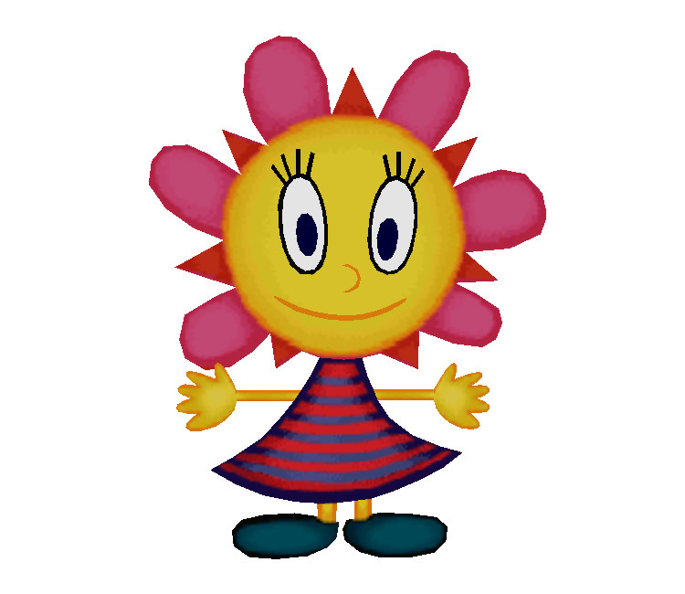 Playstation parappa the rapper. Sunny clipart s sunny