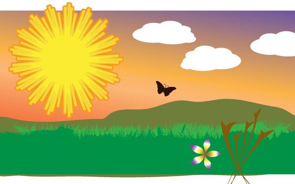 Free cliparts download clip. Sunny clipart scene sunny