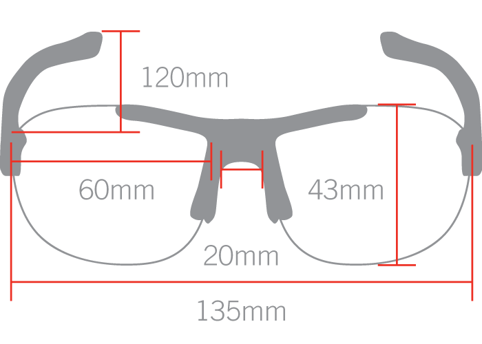 Sunny clipart spec frame. Crankum cycling glasses ryders