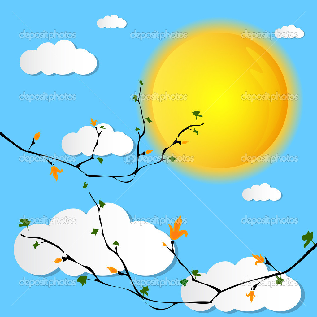 Free download best on. Sunny clipart spring day