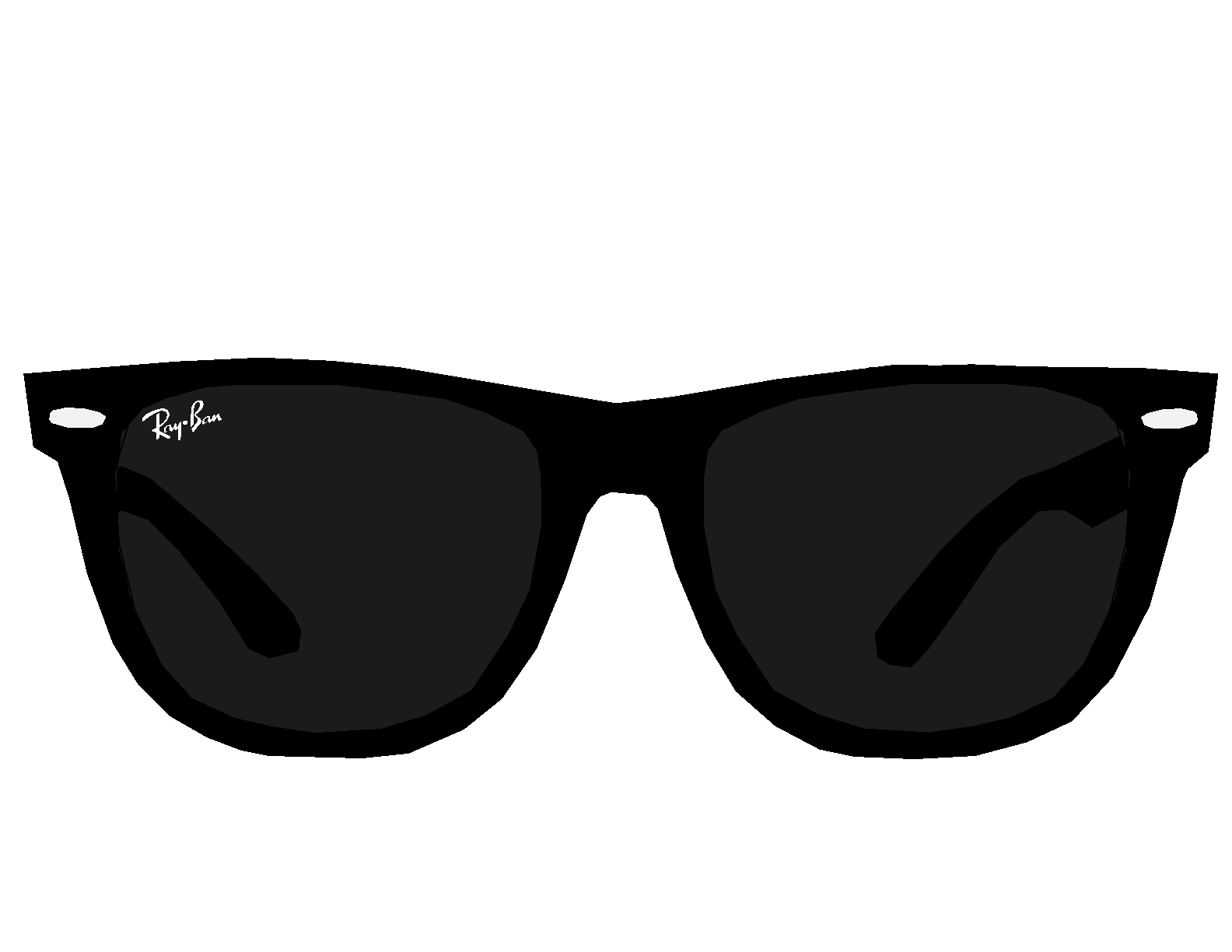 Sunny clipart sunglasses rayban. Free cartoon download clip