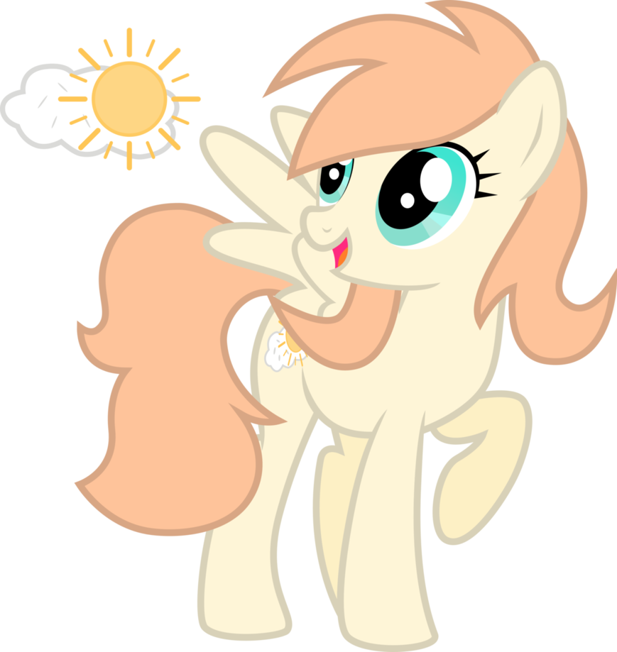 Sunny clipart sunny sky. Request oc by northernthestar