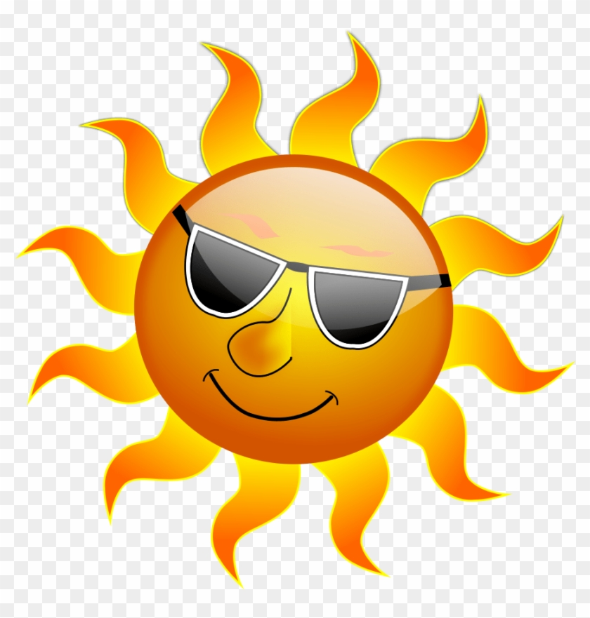 Sunny clipart sunny weather. Graphics of suns picture