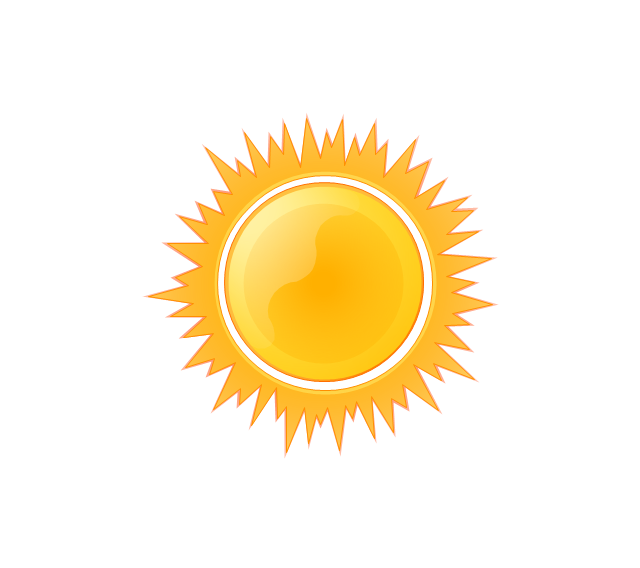 Wikiclipart . Sunny clipart sunny weather