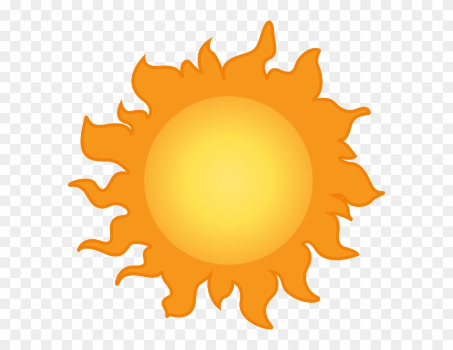 Sunny clipart symbol. The cliparts clipartbarn weather