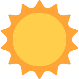X free clip art. Sunny clipart temperate climate