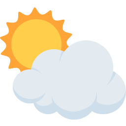 Sunny clipart temperate climate. X free clip art