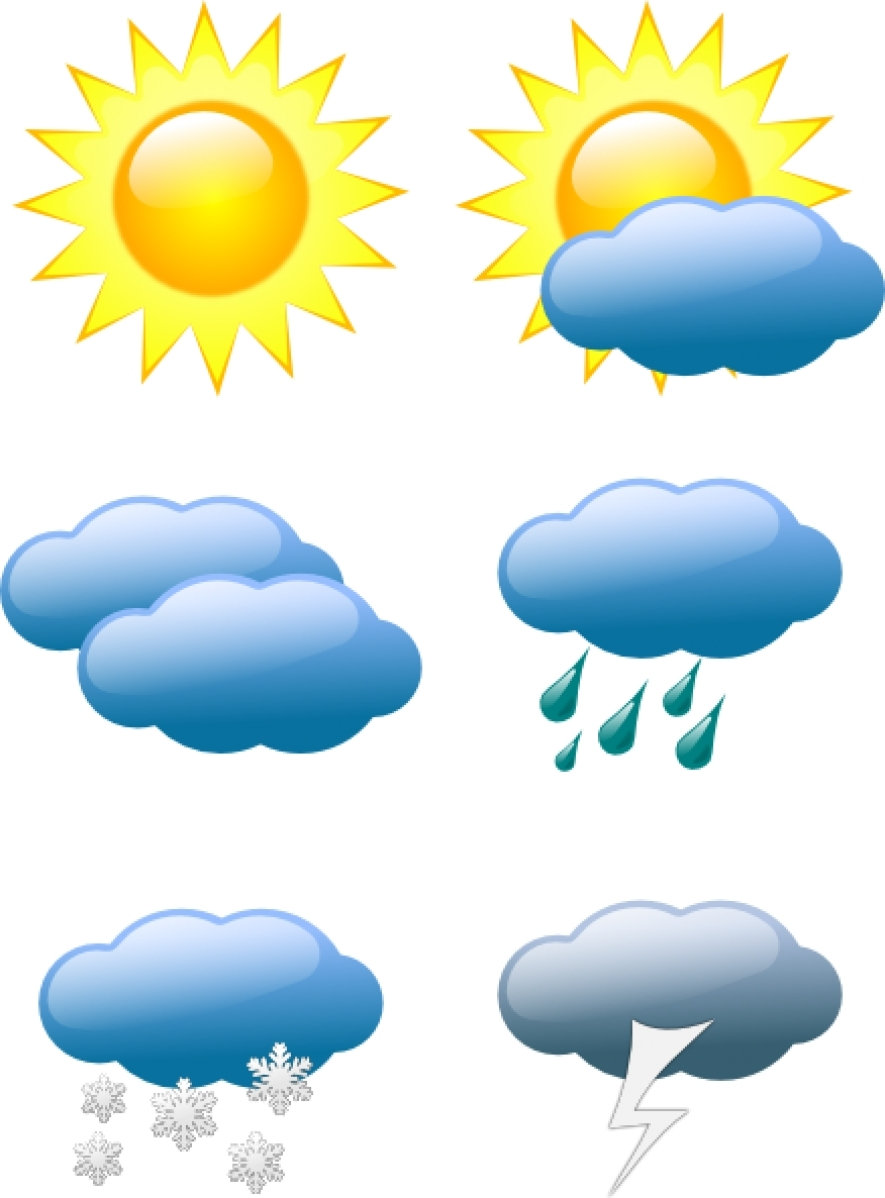 Sunny clipart weather philippine. Free dry cliparts download