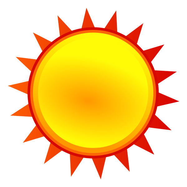 File nuvola weather svg. Sunny clipart wether
