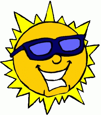 Sunny clipart wether. Weather clip art library