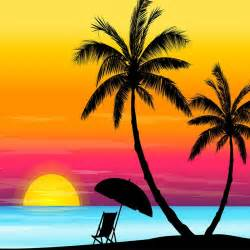 Free. Sunset clipart