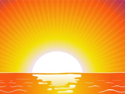 Image sunrise christian backgrounds. Sunset clipart powerpoint
