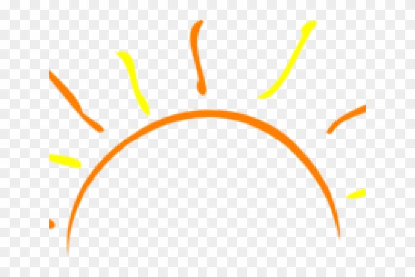 Abstract clip art hd. Sunset clipart red sun