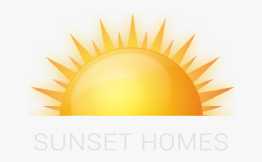 Sunlight png cliparts . Sunset clipart sun set