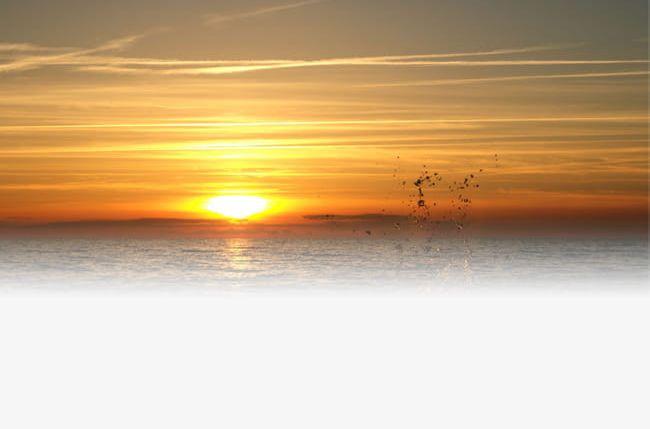 Sunset clipart sunset sky. Golden png clouds dusk