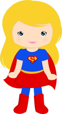 Supergirl clipart.  collection of free