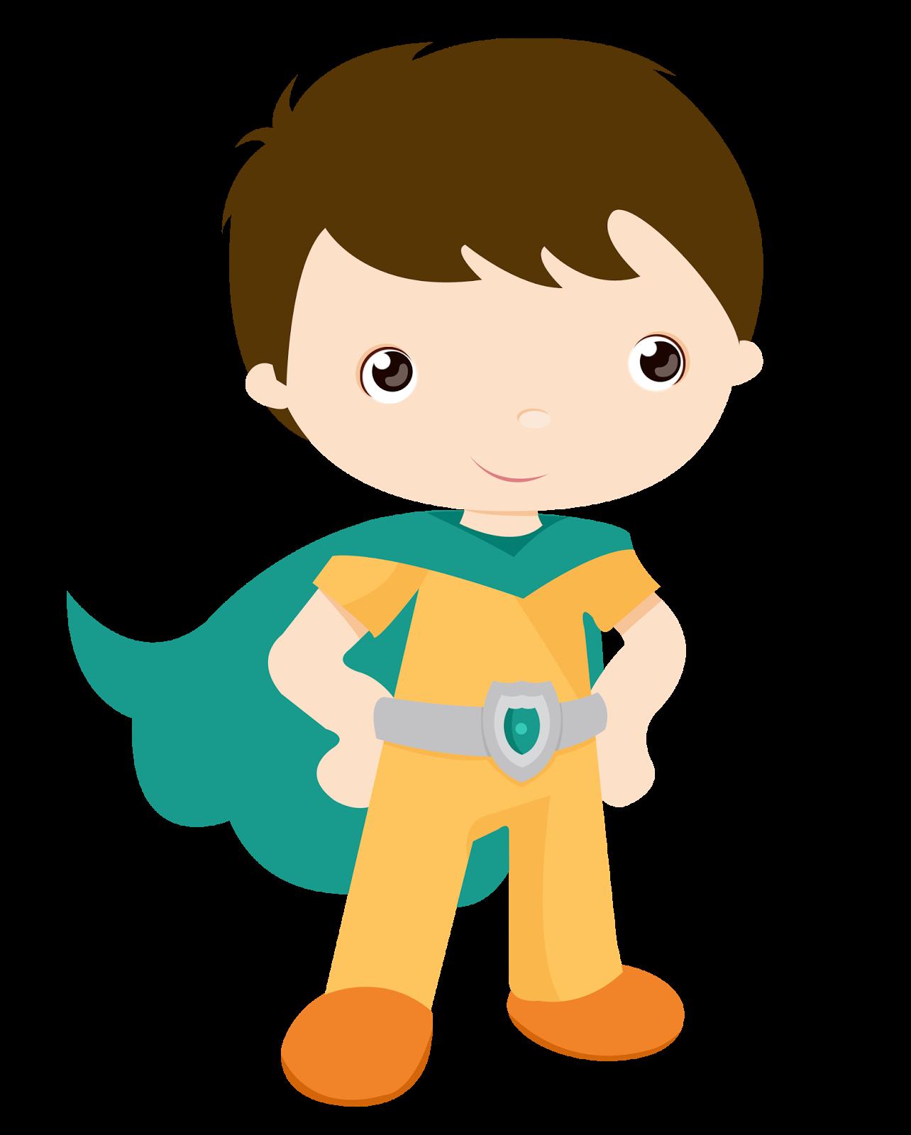 Clipart boy superhero. Kids dressed as superheroes