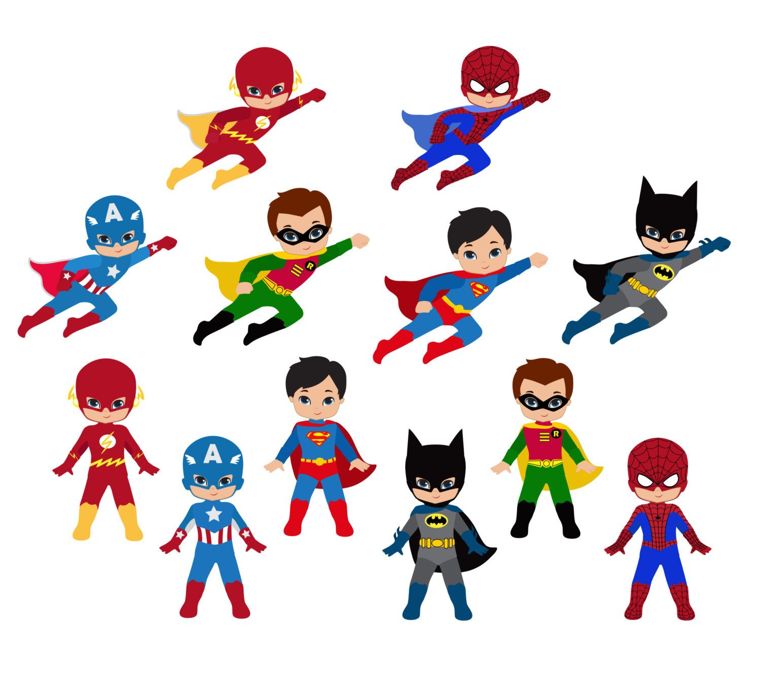 Body clipart superhero. Free fonts freebies pinterest