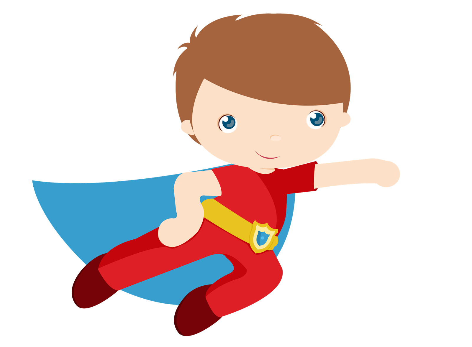 Superheroes clipart. Kids dressed as oh