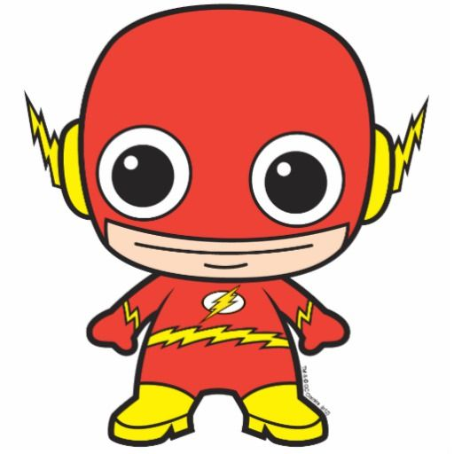 Superheroes clipart baby flash, Superheroes baby flash ...