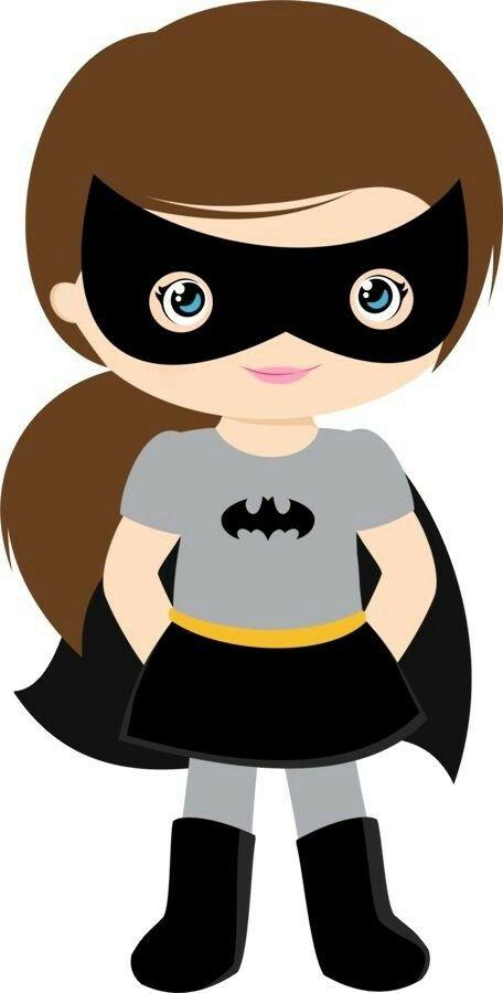 Superheroes Clipart Batgirl Superheroes Batgirl Transparent Free