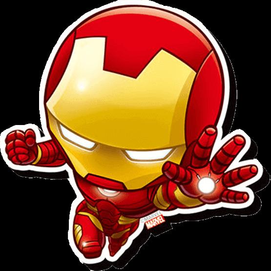 Superheroes clipart iron man cartoon. Chibi magnet nd from