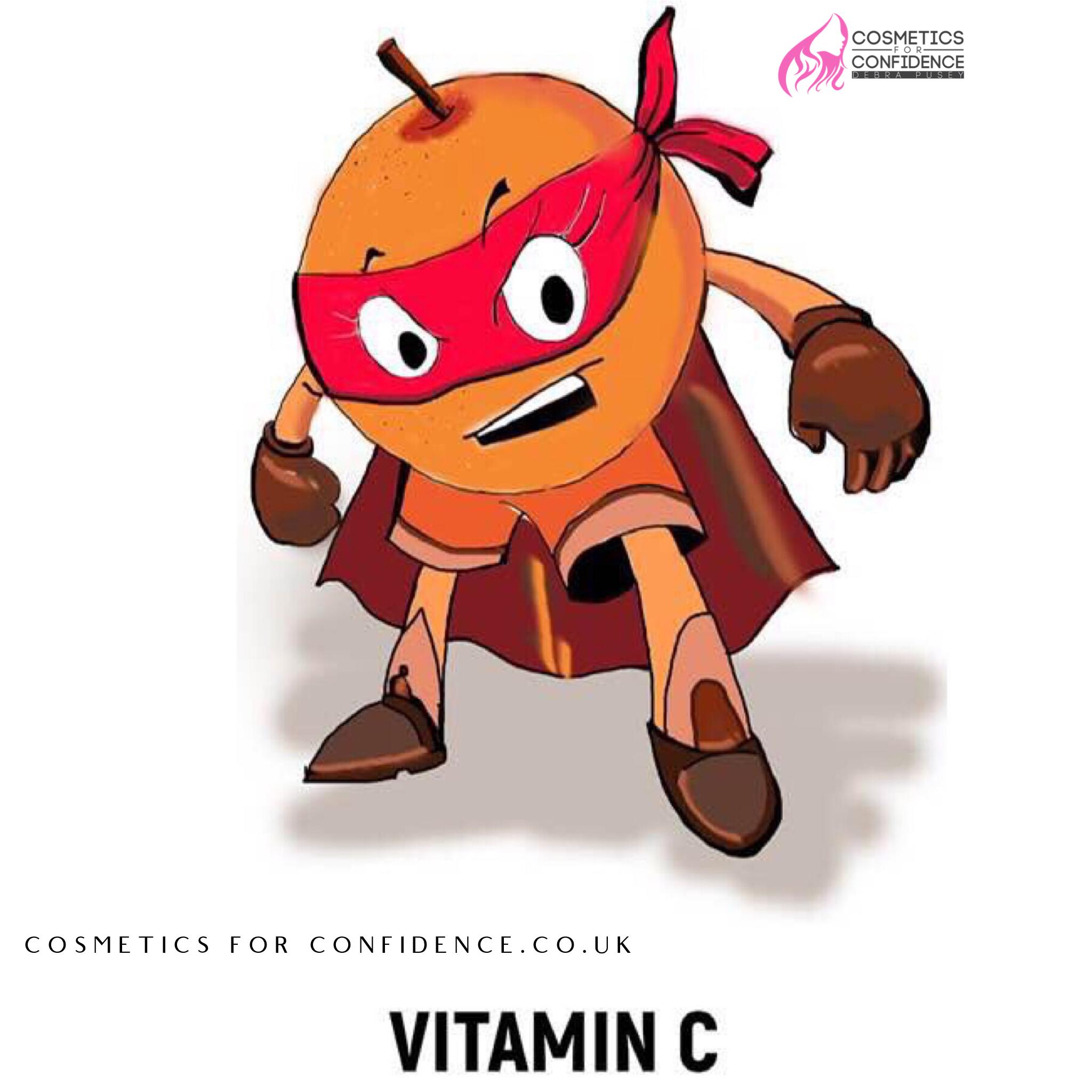 Serum by avon natural. Superheroes clipart vitamin c