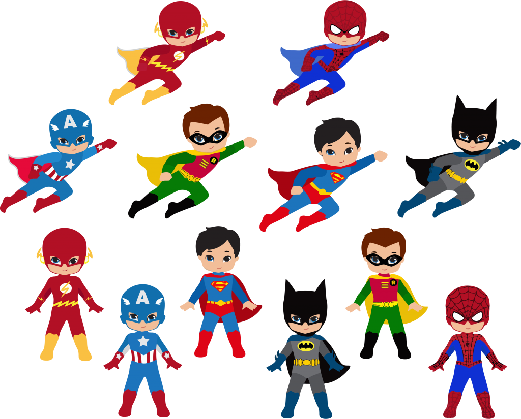 Free superhero clipartly comclipartly. Superheroes clipart wallpaper