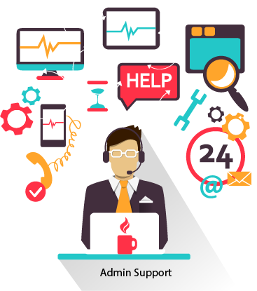 Support clipart admin support. Nj s business solutions