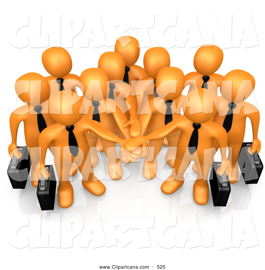 Teamwork clipart team unity. Cartoon clip art of