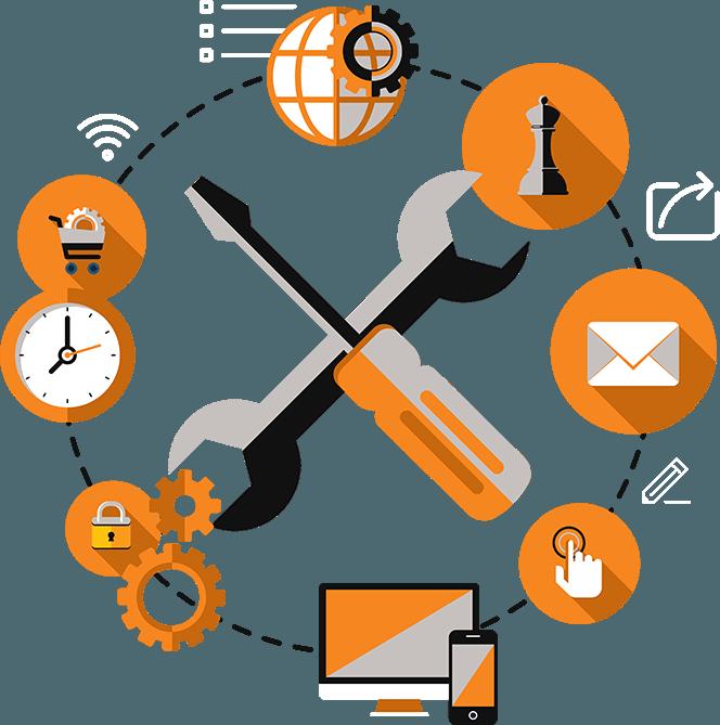 Computer in atlanta ga. Support clipart service provider