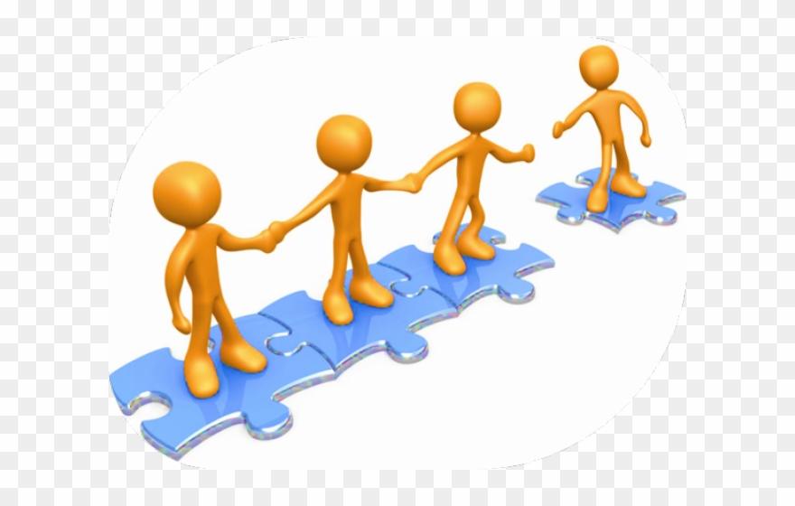 Teamwork clipart integrated. Support system proper management